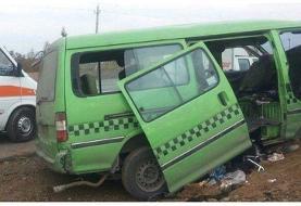 ۳ کشته در واژگونی ون زائران ایرانی در العماره +اسامی