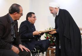 روحانی: همه کسانی کینه از ایران داشتند، حکومت آمریکا را به دست گرفتهاند