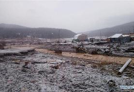 ۱۵ کشته در حادثه شکستن سد در روسیه