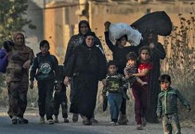 نیروهای کرد: ترکیه اجازه تخلیه غیرنظامیان را از مناطق جنگی نمیدهد