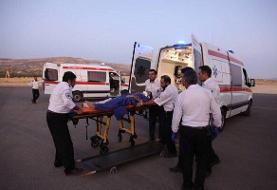 ۴ کشته و ۵ زخمی حاصل واژگونی ون زائران در عراق