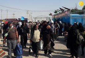 پیشبینی ۱۱ هزار اتوبوس برای بازگشت زائران اربعین