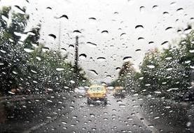 ورود سامانه بارشی جدید | ادامه کاهش دما و بارندگی در نوار شمالی