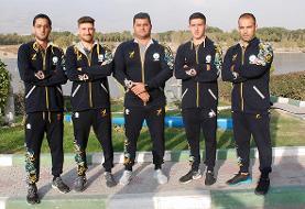 نایب قهرمانی ایران در قایقرانی ماراتن آسیا