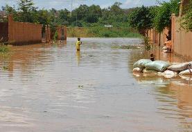 سیلاب در نیجر ۲۳ هزار نفر را آواره کرد