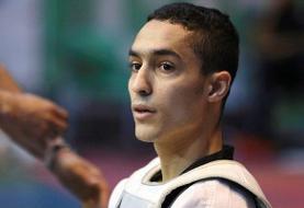 هادی پور نامزد بهترین ورزشکار فدراسیون ورزش دانشگاهی شد