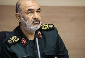 پیام فرمانده سپاه درپی دستگیری روحالله زم مدیر آمدنیوز