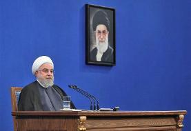 قدردانی روحانی از دولت و مردم عراق برای میهماننوازی از زوار اربعین