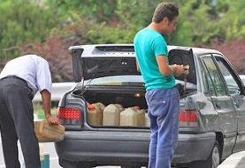 دلیل شلوغی پمپبنزینها چیست؟ | ماجرای فروش دبهای بنزین