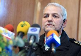 The Ideological Supervisor of Iran's Road Police dies himself in a road accident
