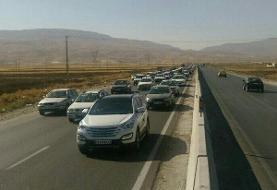 دو طرفه شدن محور مهران-ایلام/سایتها نمیتوانند بلیت اتوبوس بفروشند