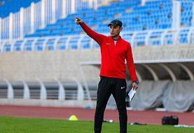 گلمحمدی: بازی فردا تقابل انگیزهها است/ اگر چوچو را پیدا کردید بگویید ...