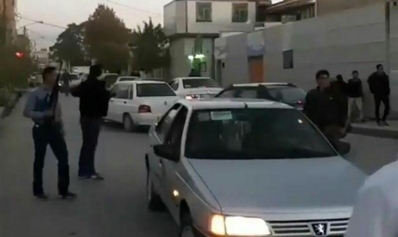 زخمی شدن دو مامور نیروی انتظامی به علت پرتاب سنگ در کهگیلویه و بویراحمد