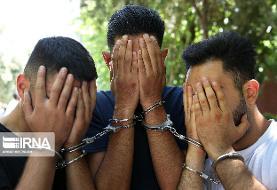 دستگیری شکارچیان قوچهای پارک ملی ساریگل اسفراین