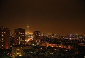 تنفس هوای مطلوب در تهران طی امشب