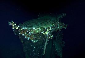 ربات کاوشگر لاشه ناو هواپیمابر ژاپنی را در اعماق اقیانوس کشف کرد