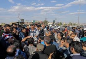 دستگیری ۲۱ کارگر آذرآب