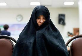 شبنم نعمتزاده: در نامه محرمانه مطالبی را برای قاضی توضیح دادم