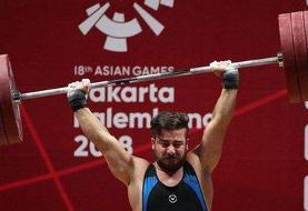 کیانوش رستمی هیچ شانسی برای حضور در المپیک ندارد