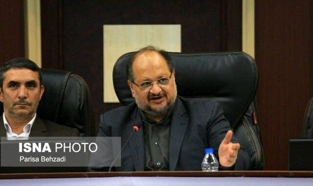 وزیر کار: یک عذرخواهی به کارگران آذرآب بدهکاریم