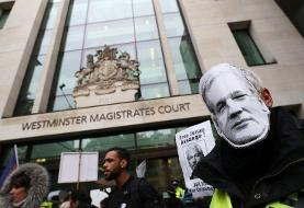 WikiLeaks founder Julian Assange, minus beard, appears in London court
