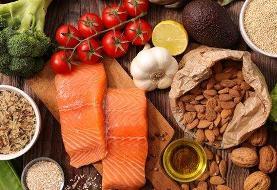 الگوی غذایی مفید برای سلامت روده