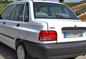 قیمت خودروهای سایپا در بازار امروز ۲۹ مهر ۹۸؛ قیمت پراید در بازار