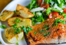 غذاهای عضله آور برای مردان