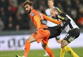 قلیزاده در تیم منتخب هفته یازدهم لیگ بلژیک