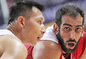 حامد حدادی به لیگ بسکتبال چین پیوست