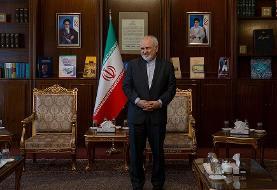 (تصاویر) دیدار فرستاده ویژه چین در امور خاورمیانه با ظریف