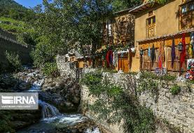 طبیعت بکر روستای پلکانی ایران +تصاویر