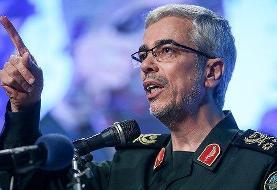 سردار باقری: بازدارندگی مانع تهاجم دشمن به ایران است