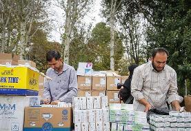 (تصاویر) بازداشت ۱۳ سرشاخه اصلی قاچاق دارو و ۳۲ دلال در تهران