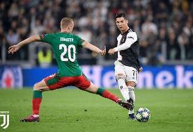پیروزی رئال، یووه، بایرن و سیتی مقابل حریفان در شب سوم لیگ قهرمانان