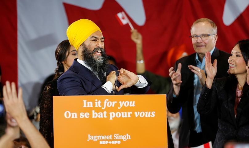 ترودو برنده انتخابات کانادا اما بازنده اکثریت
