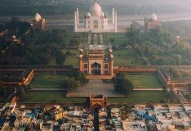 نمایی از خانههای تو در توی هندی