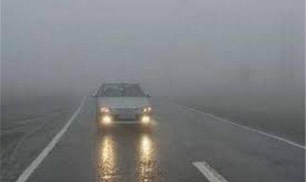 باران و برف در محورهای هفت استان