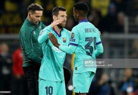 پیروزی بارسلونا، اینتر، ناپولی و لیورپول در لیگ قهرمانان اروپا