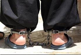 عاقبت قاتل مسلح فراری در بندرعباس به دام پلیس افتاد