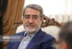 وزیر کشور: سند توسعه چهار استان تهیه شده است