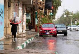 بارش برف در برخی مناطق ایران | تهران بارانی میشود