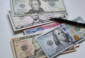 توقف دلار و بالا رفتن سکه