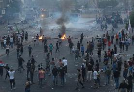 تلاش برخی طرفهای سیاسی در عراق برای استفاده از اعتراضات