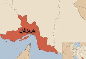 تیراندازی در پاسگاه دریایی استان هرمزگان
