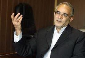 مصری: هیچ سوال و استیضاحی از رییس جمهور و رییس مجلس تحویل هیات رییسه نشده است