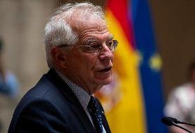 واکنش موسوی به آغاز به کار نماینده عالی جدید اتحادیه اروپا
