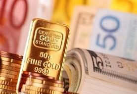 قیمت طلا، دلار، سکه و ارز امروز ۹۸/۰۷/۱۵