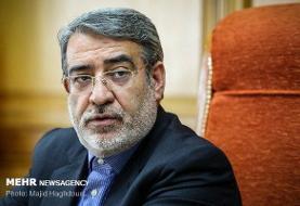 وزیر کشور از محل ثبت نام داوطلبان در فرمانداری تهران بازدید کرد