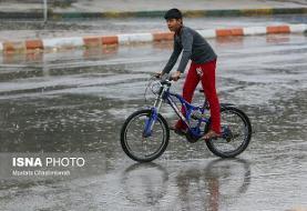 اخطاریه سازمان هواشناسی درباره بارش شدید باران در استانهای شمالی